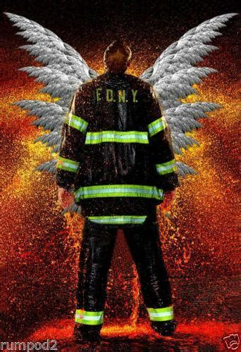 angel firefighter ebay