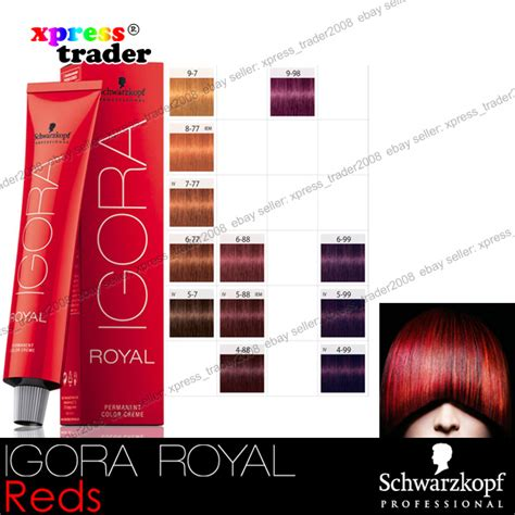 igoira hair color how to mix colors schwarzkopf professional igora royal permanent colour hair