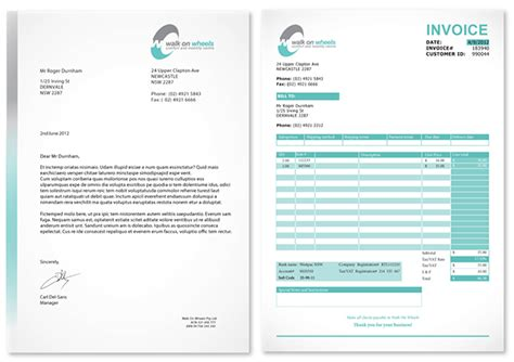 logo design cover letter walk on wheels on behance