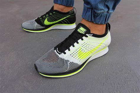 Sepatu Casual Nike Zoom Flyknit Sneaker Running 03 36 40 nike flyknit racer smf
