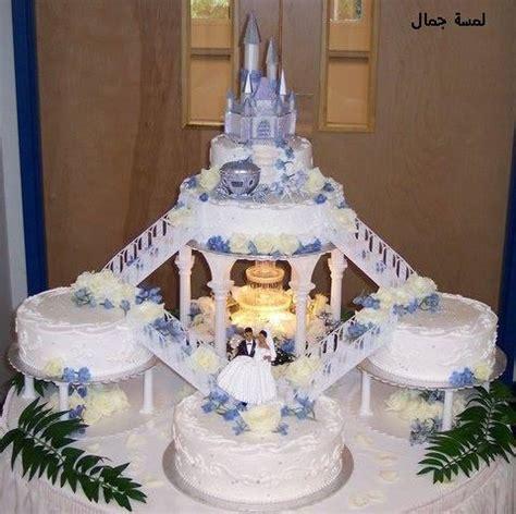 Hochzeitstorte Prinzessin by لمسة جمال صور تورتة عيد ميلاد صور تورتة عيد ميلاد بالحرف