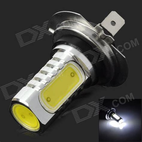 Lu Led Mobil H7 10 28v 6w 350lm 7000k white light h7 led fog l silver yellow free shipping dealextreme