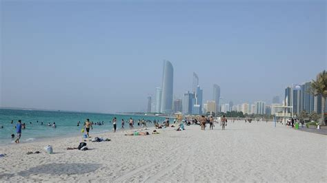 corniche meaning abu dhabi beaches see more than 2 5m visitors the national