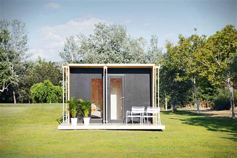 Floor Plans For Small Houses by Pequena Casa Pr 233 Fabricada Pode Ser Erguida Em Apenas 8