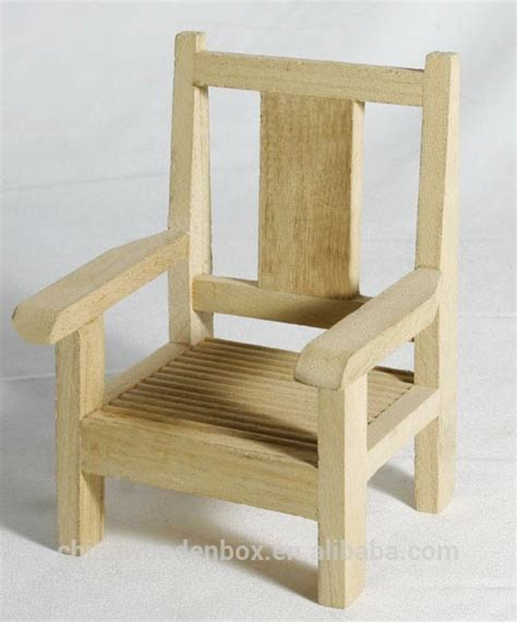 miniature toys for wooden chair buy miniature