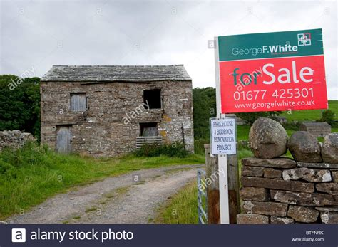 rural farm barn with planning permission with for sale
