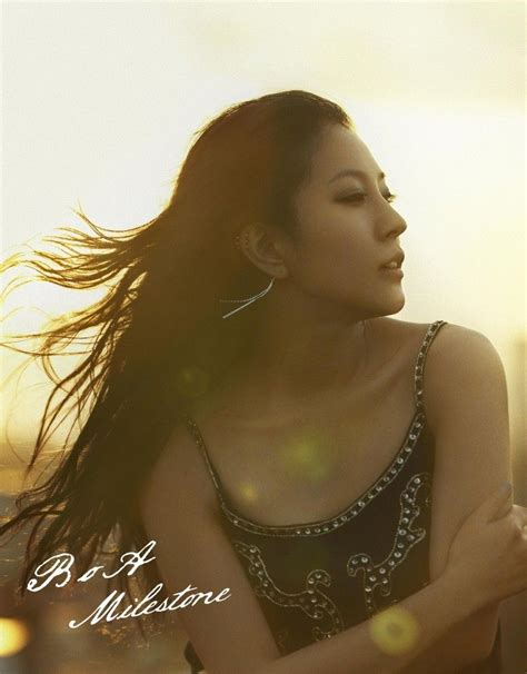 boa japanese version mv by boa hk fansclub boa milestone single