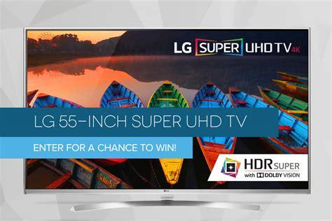 Lg Giveaway - dt giveaway lg 55uh7700 55 inch 4k tv digital trends