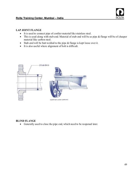 Blinde Flange Piping Engineering Guide