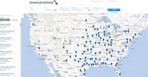 american airlines adds new award map inacents