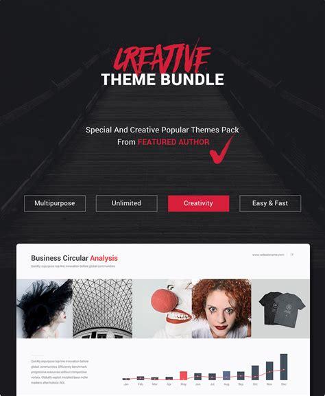 Oyster V3 4 Creative Photo Theme creative theme bundle v3 on behance