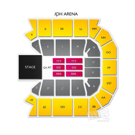 jqh arena tickets jqh arena seating chart seats