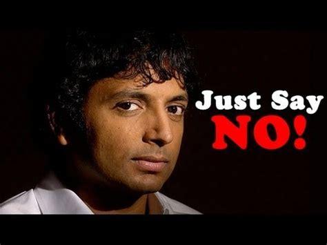 M. Night Shyamalan Stop Making Movies - YouTube M Night Shyamalan Movies