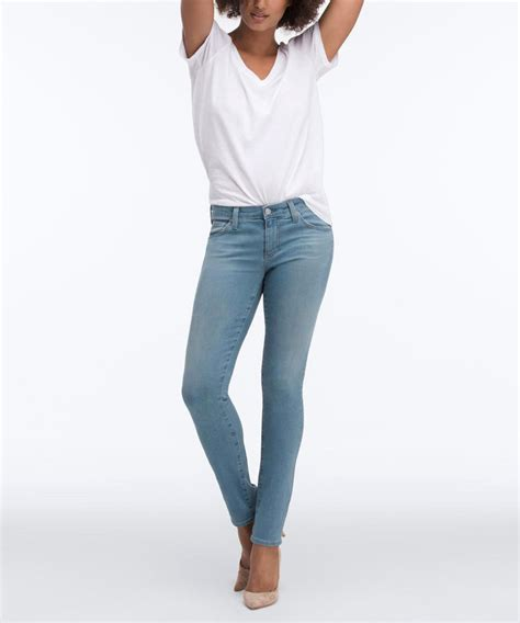 What Are The Best Jeans For Women In Their Forties | the best jeans for women with a round tummy instyle com
