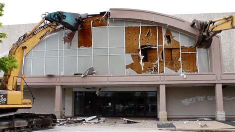 lincoln malls lincoln mall demolition may 9 2017