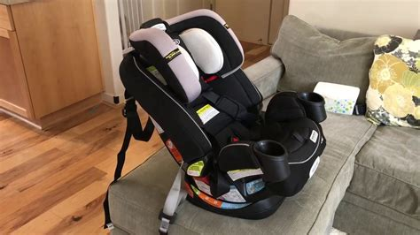 graco forward facing car seat installation how to install graco 4ever all in one convertible car seat