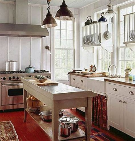 Country Cottage Kitchen Cabinets Country Cottage Decorating Ideas For Your House Cottage Kitchen Decorating And Design