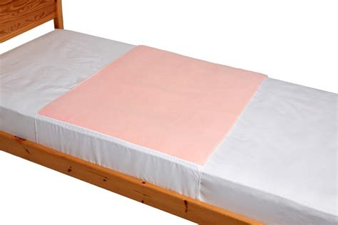 pad for bed washable bed pad wings stand pink 5510 continence shop