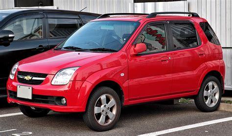 Outer Model Suzuki Ignis 2004 suzuki ignis pictures information and specs auto