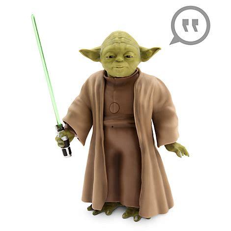 figure yoda wars yoda sprechende interaktive figur