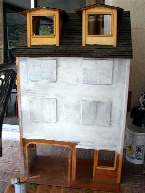 dollhouse paint painting choices for blythes new dollhouse home diary of