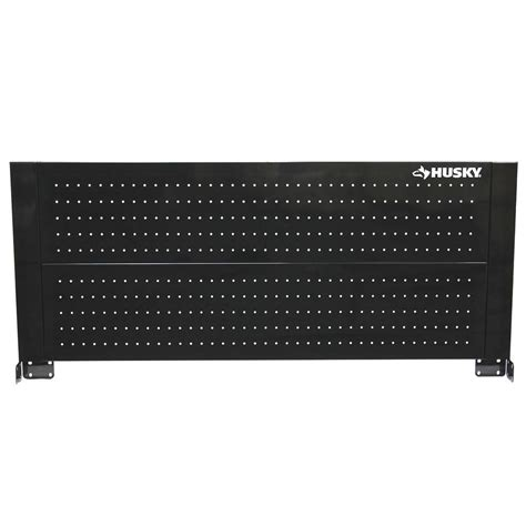 Husky 52 Quot Pegboard Back Wall For Tool Cabinets Truckload by Husky 46 In Pegboard Back Wall For Tool Cabinet D6tc09001