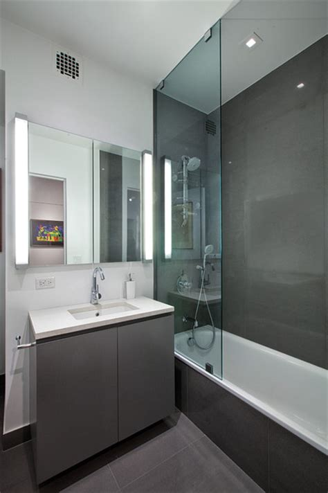 nyc small bathroom ideas manhattan loft contemporary bathroom new york by
