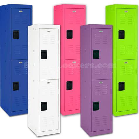 kids lockers schoollockers com sandusky lee double lockers for kids