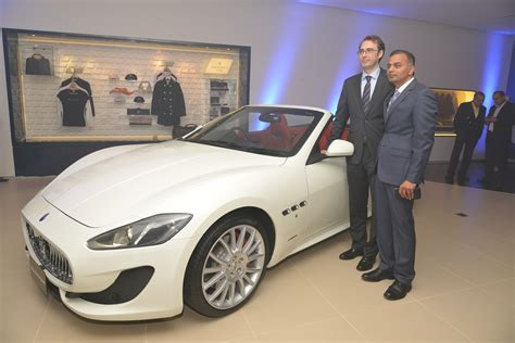maserati chennai maserati opens new dealership in bengaluru first in south