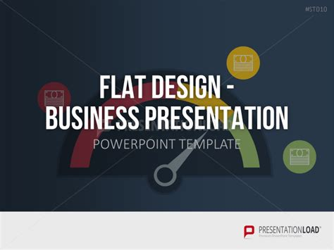 Presentationload Flat Design Flat Design Presentation