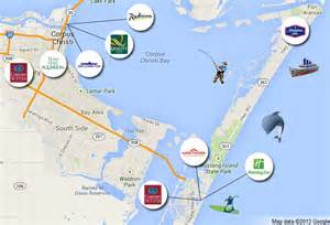 map of hotels in corpus christi corpus christi hotels the premiere place for