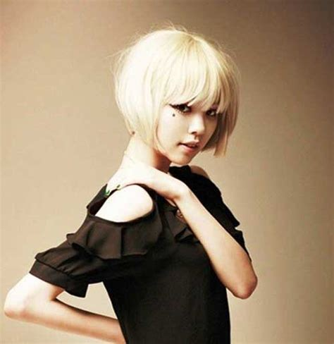 blonde asian bob 15 asian bob hairstyles 2014 2015 bob hairstyles 2017