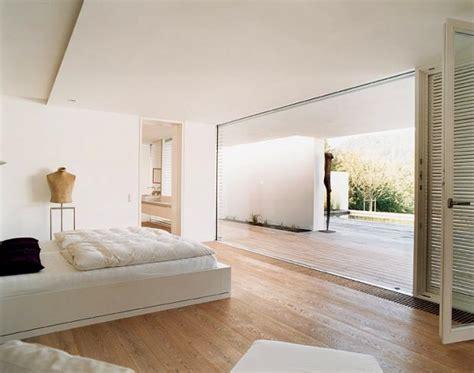 schlafzimmer mit ankleide rahmenlose glasfront im schlafzimmer bild 3 sch 214 ner