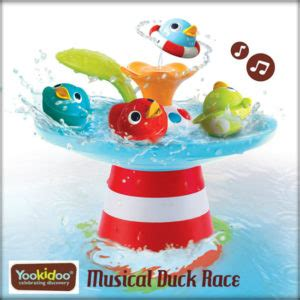 giveaway: win the musical duck race in the holiday gift