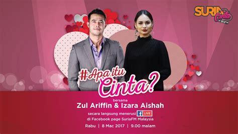 film malaysia terbaru 2017 youtube zul ariffin izara aishah apaitucinta ep12 youtube