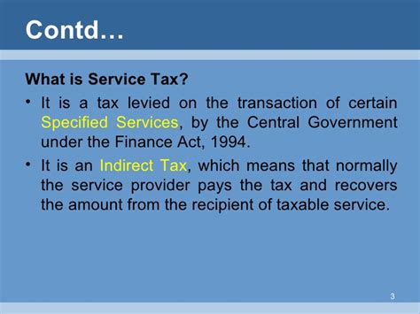service tax sections list finance act 2008 images