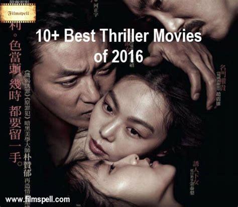 thriller best best international thriller released on 2016