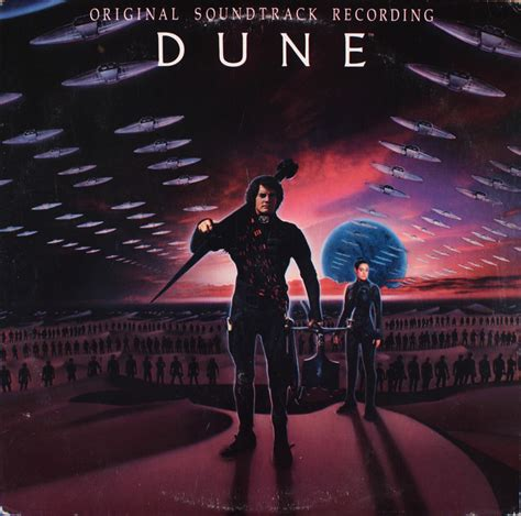 Cd Toto Best Ballads By Club various dune original motion picture soundtrack vinyl
