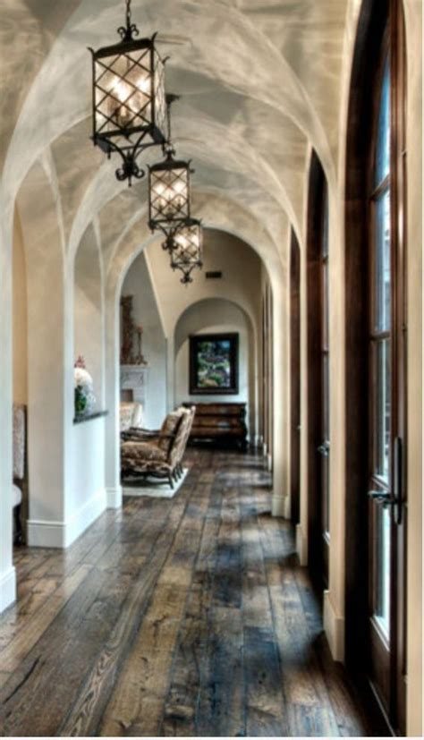 tuscan style flooring gorgeous hallway with amazing hardwood floors labor