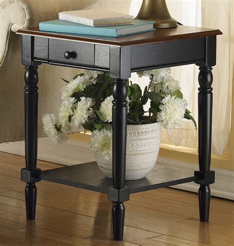 country end tables country end table by convenience concepts in side