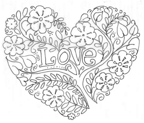 coloring pages love coloring pages for adults max