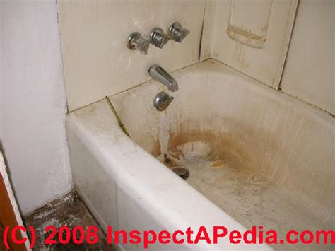 hard water stains in bathtub how to detect hard water without testing for grains of