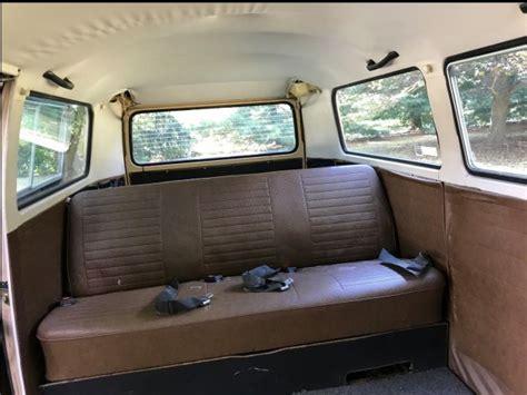volkswagen vanagon 79 survivor 1979 volkswagen vanagon