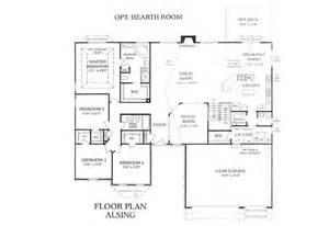 custom ranch floor plans whalen custom homes alsing 3 bedroom st louis ranch