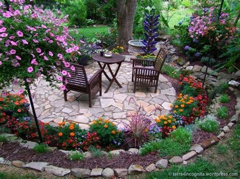 backyard flower gardens ideas best 25 backyard garden design ideas on