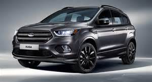 Ford Europe Ford Gives Europe S 2017 Kuga A Facelift And New 1 5l