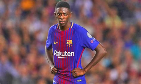 barcelona news barcelona news spanish paper claim they know why ousmane