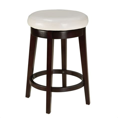 standard height of bar stools standard furniture smart 24 quot counter height round white