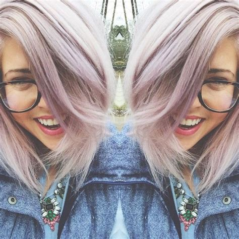 Glam Hair Quiz by Best 25 Lilac Hair Ideas On Pastel Lilac Hair