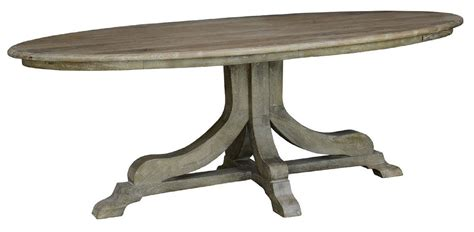 Oval Pedestal Dining Tables Oval Pedestal Dining Table Contemporary Industrial Transitional Family Services Uk